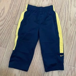 Toddler Nike sweatpants